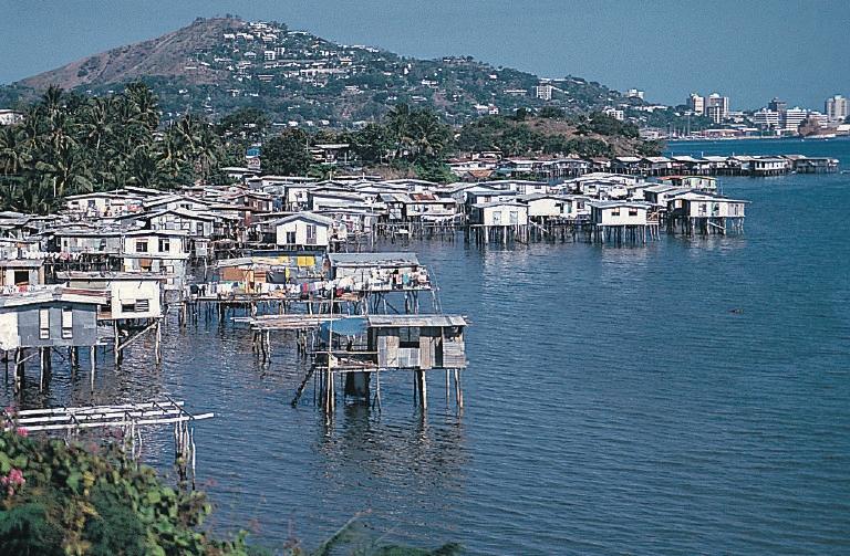 Capital Papua Nueva Guinea