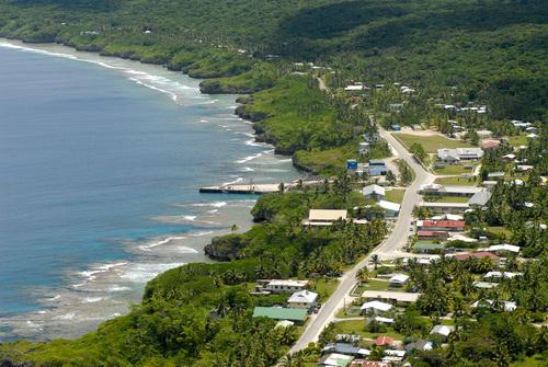 capital de niue