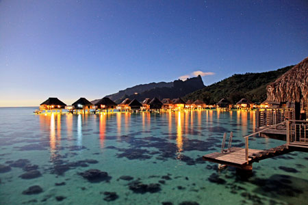 hoteles en la polinesia francesa