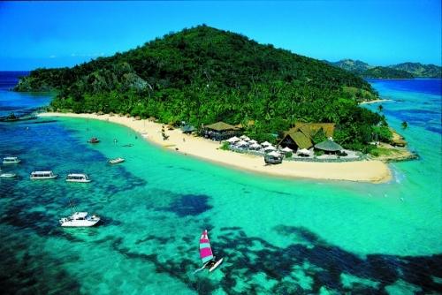 Las islas Fiyi cuenta con destinos muy visitados