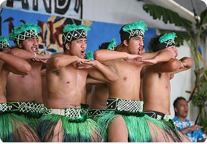 La cultura aborigen se encuentra muy difundida en Oceanía