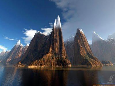 Montañas Nevadas de Australia