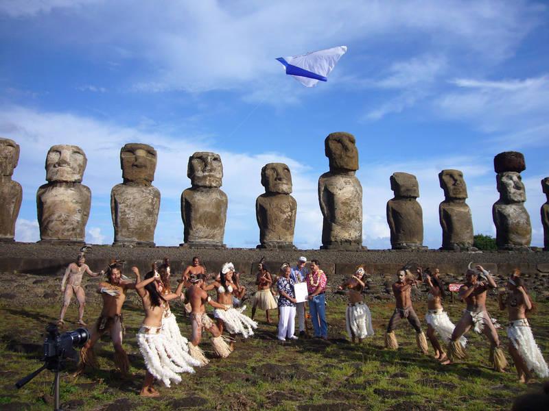 La isla de Pascua es una de las más misteriosas y atractivas de Oceanía