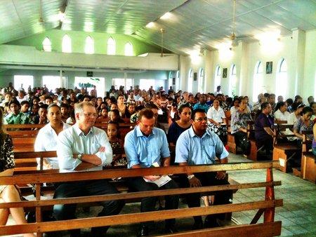 religion en Nauru