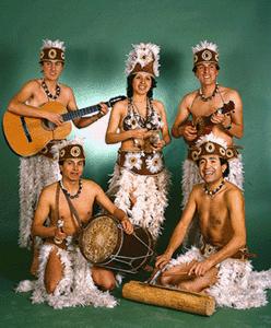 Vestimentas típicas de la isla de Pascua